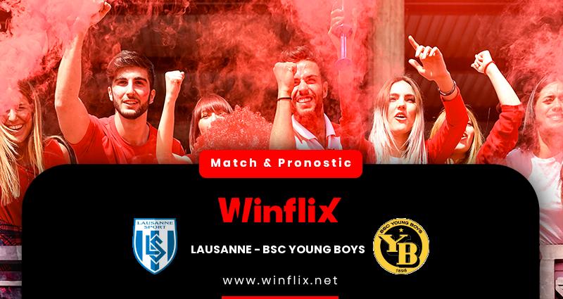 Pronostic Lausanne - Young Boys du 29/11/2020 : notre prédiction