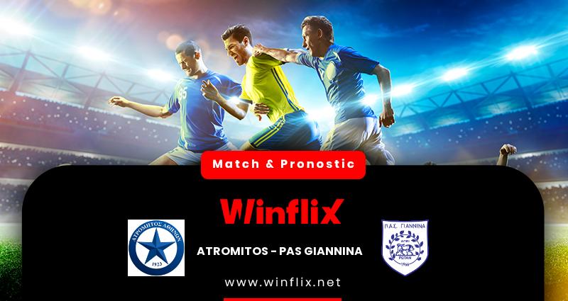 Pronostic Atromitos - PAS Giannina du 31/10/2020 : notre prédiction