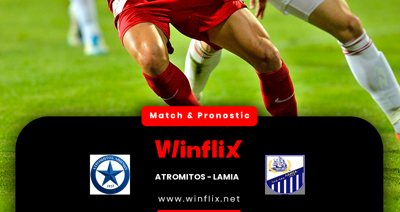 Pronostic Atromitos - Lamia du 14/01/2021 : notre prédiction