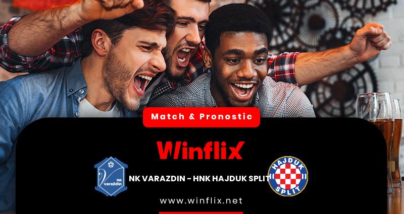 Pronostic NK Varazdin - Hajduk Split du 12/12/2020 : notre prédiction