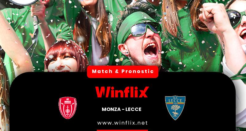 Pronostic Monza - Lecce du 04/05/2021 : notre prédiction