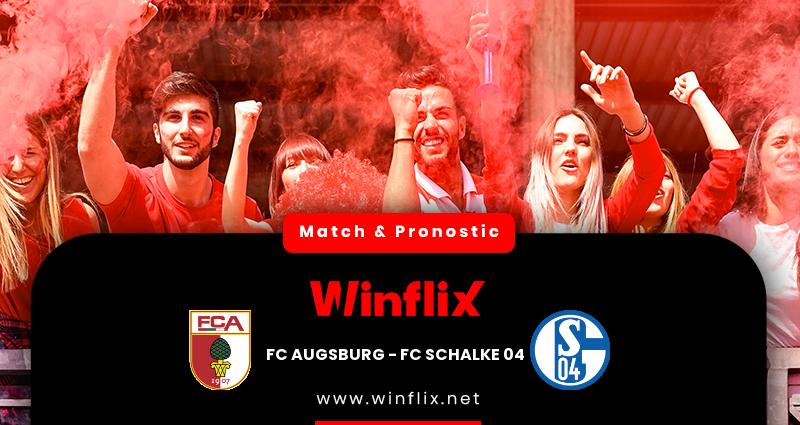 Pronostic Augsbourg - Schalke 04 du 13/12/2020 : notre prédiction