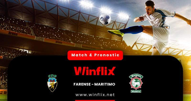 Pronostic Farense - Maritimo du 07/12/2020 : notre prédiction