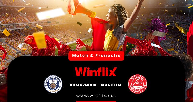 Pronostic Kilmarnock - Aberdeen du 20/12/2020 : notre prédiction