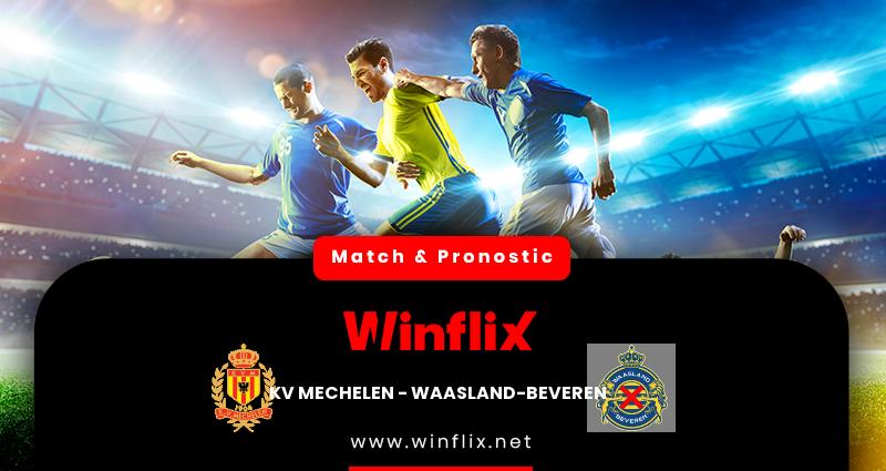 Pronostic KV Mechelen - Waasland-Beveren du 13/12/2020 : notre prédiction