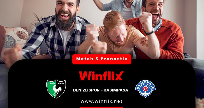 Pronostic Denizlispor - Kasimpasa du 08/04/2021 : notre prédiction