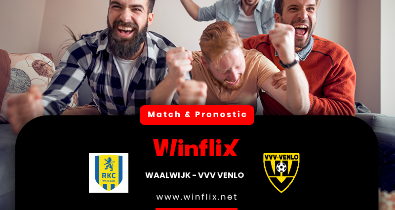 Pronostic Waalwijk - Venlo du 05/12/2020 : notre prédiction