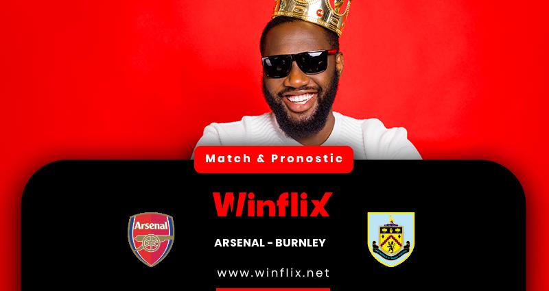 Pronostic Arsenal - Burnley du 13/12/2020 : notre prédiction