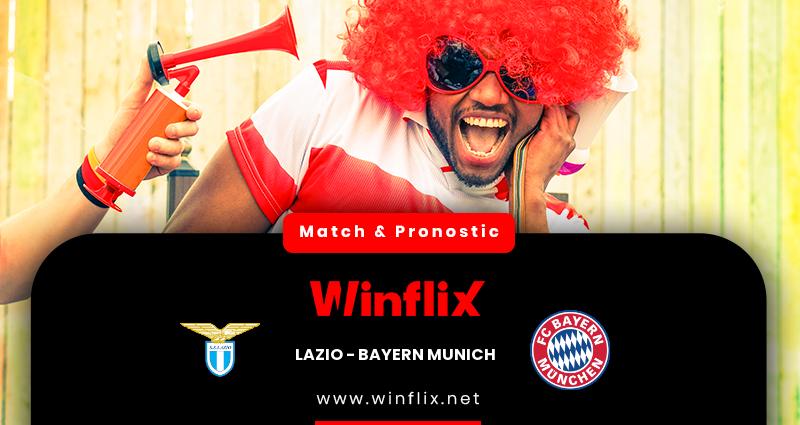 Pronostic Lazio Rome - Bayern Munich du 23/02/2021 : notre prédiction