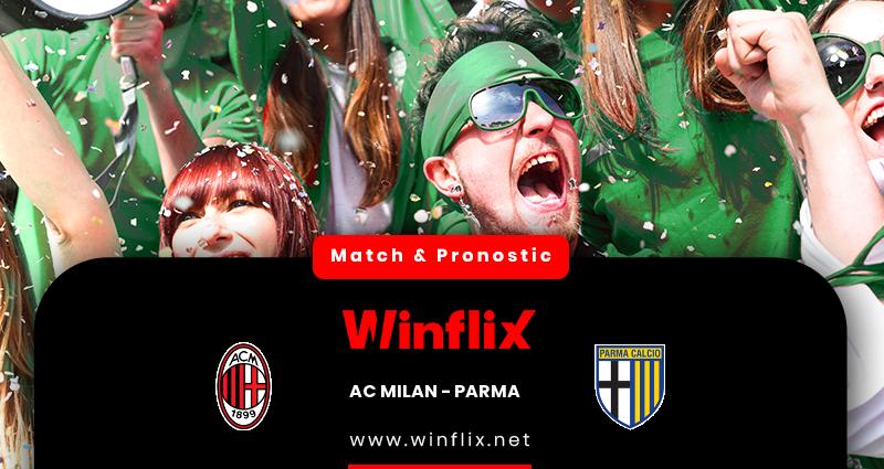 Pronostic Milan AC - Parme du 13/12/2020 : notre prédiction