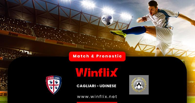 Pronostic Cagliari - Udinese du 20/12/2020 : notre prédiction