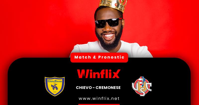 Pronostic Chievo Vérone - Cremonese du 04/05/2021 : notre prédiction