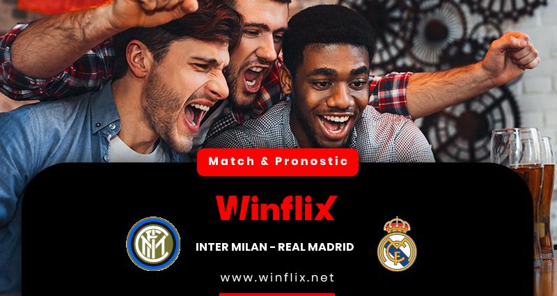 Pronostic Inter Milan - Real Madrid du 15/09/2021 : notre prédiction