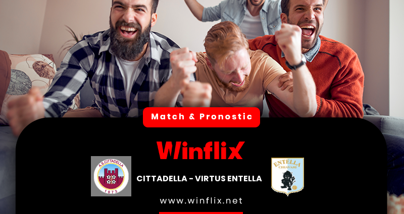 Pronostic Cittadella - Virtus Entella du 04/05/2021 : notre prédiction