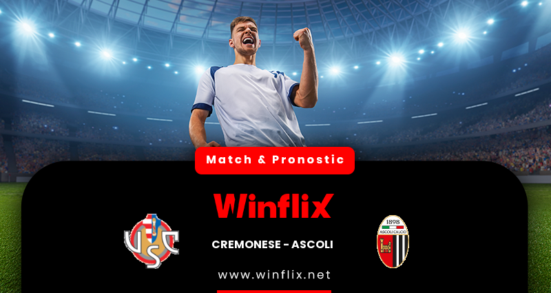 Pronostic Cremonese - Ascoli du 12/12/2020 : notre prédiction