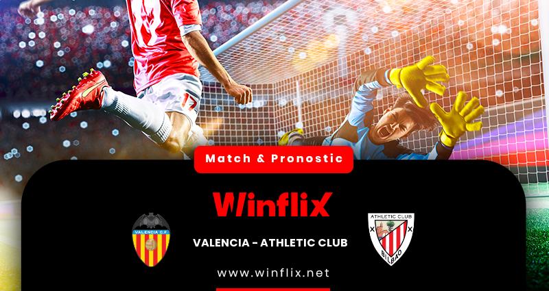 Pronostic Valence - Athletic Bilbao du 12/12/2020 : notre prédiction