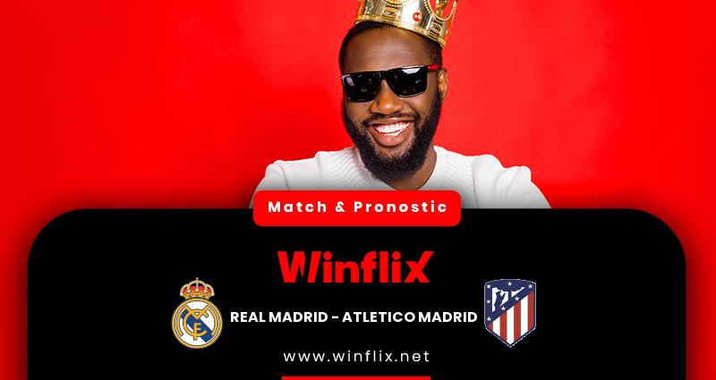 Pronostic Real Madrid - Atletico Madrid du 12/12/2020 : notre prédiction