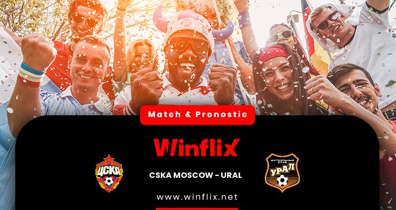 Pronostic CSKA Moscou - Ural S.R du 13/12/2020 : notre prédiction