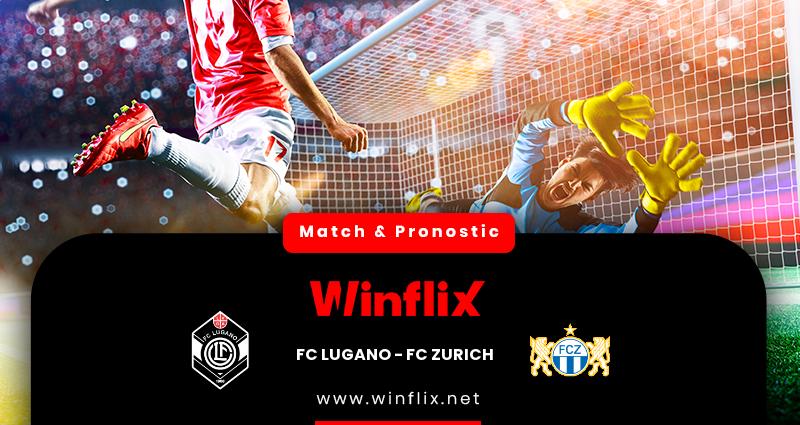 Pronostic Lugano - FC Zurich du 13/12/2020 : notre prédiction
