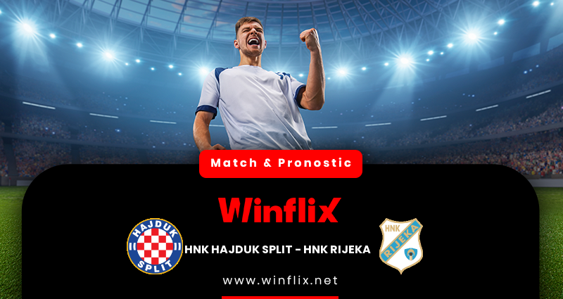 Pronostic Hajduk Split - Rijeka du 06/12/2020 : notre prédiction