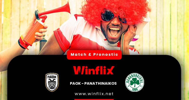 Pronostic PAOK - Panathinaikos du 20/12/2020 : notre prédiction
