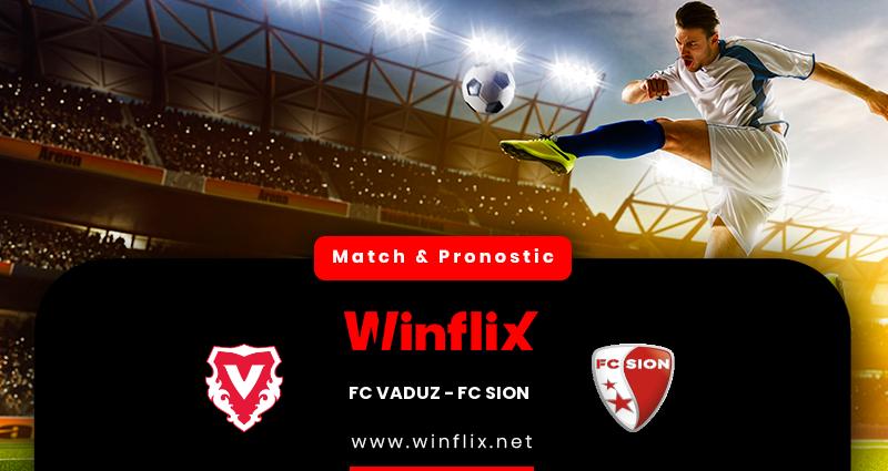 Pronostic FC Vaduz - Sion du 28/11/2020 : notre prédiction