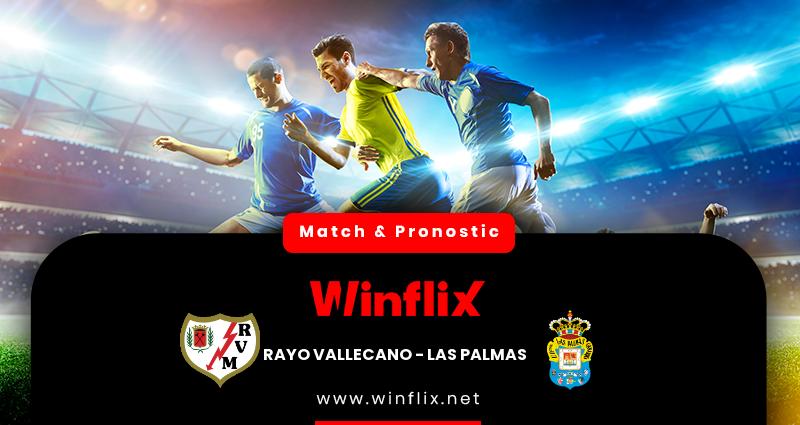 Pronostic Rayo Vallecano - Las Palmas du 20/12/2020 : notre prédiction