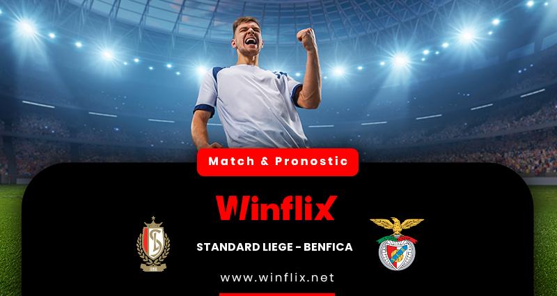 Pronostic Standard Liège - Benfica du 10/12/2020 : notre prédiction