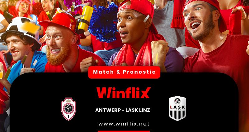 Pronostic Antwerp - Lask Linz du 05/11/2020 : notre prédiction