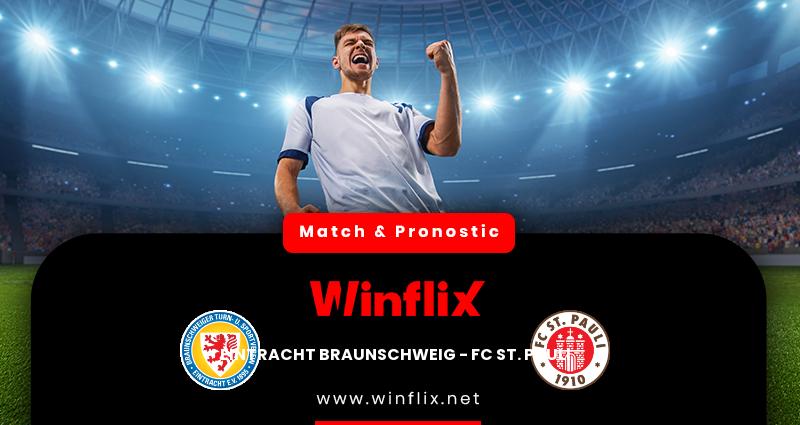 Pronostic Eintracht Braunschweig - St. Pauli du 05/12/2020 : notre prédiction