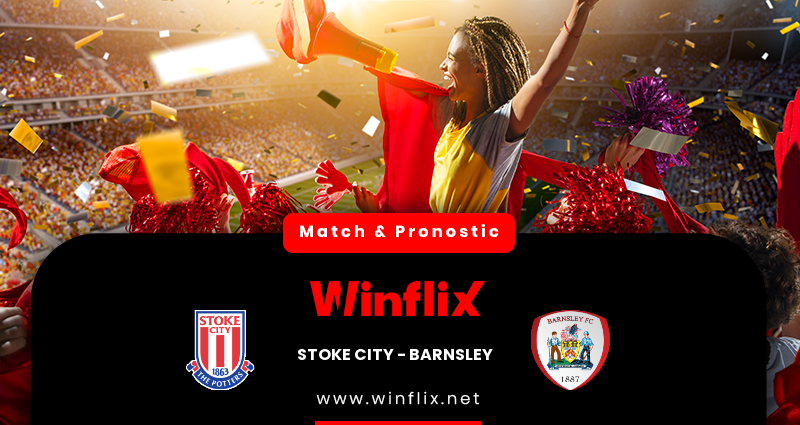 Pronostic Stoke City - Barnsley du 15/09/2021 : notre prédiction