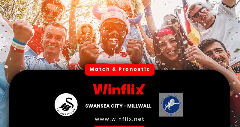 Pronostic Swansea City - Millwall du 15/09/2021 : notre prédiction