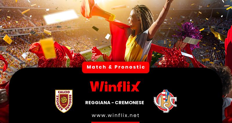 Pronostic Reggiana - Cremonese du 29/11/2020 : notre prédiction
