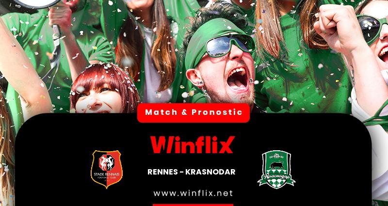 Pronostic Rennes - FC Krasnodar du 20/10/2020 : notre prédiction