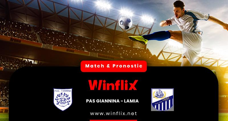 Pronostic PAS Giannina - Lamia du 06/12/2020 : notre prédiction