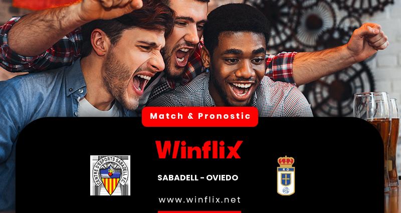 Pronostic Sabadell - Oviedo du 06/12/2020 : notre prédiction
