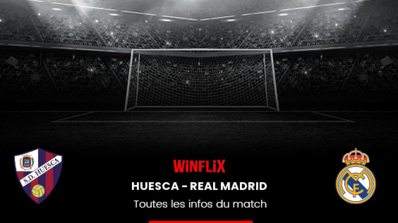 Pronostic Huesca Real Madrid du 06/02/2021 😎 Top Fiable !